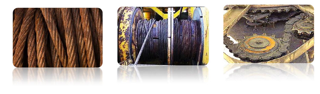 Wire, Rope & Chain Lubricant - Zirconst International Marketing Corp.